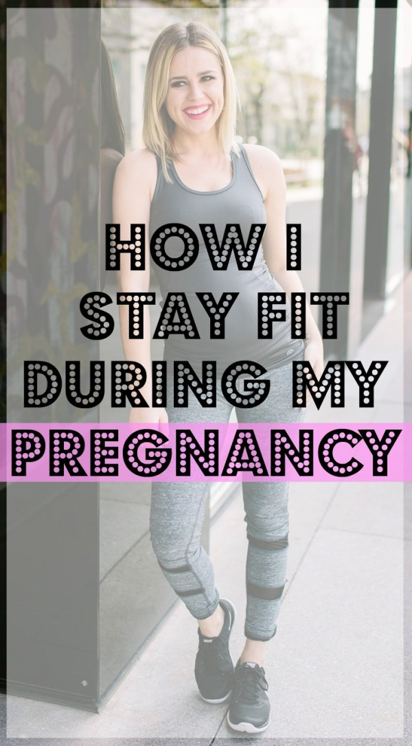 How I stay fit during pregnancy | Staying in shape during pregnancy | Fit pregnancy | Uptown with Elly Brown