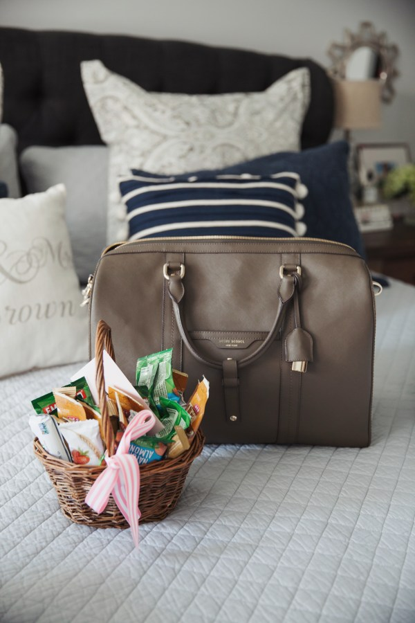 What to Pack in Your Hospital Bag by Houston blogger Uptown with Elly Brown