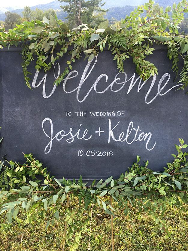 Wedding Photos Josie Bates and Kelton Balka Are Married