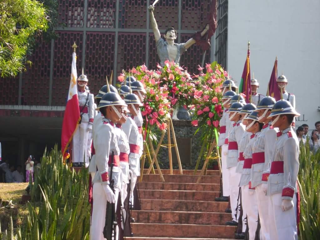 Bonifacio Day Wreath-Laying Ceremony