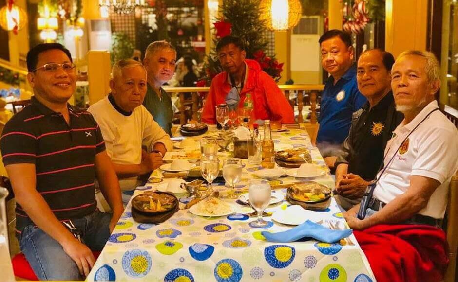 11 January 2019 Chapter Meeting, Sarongbanggi, Torres St., Davao City
