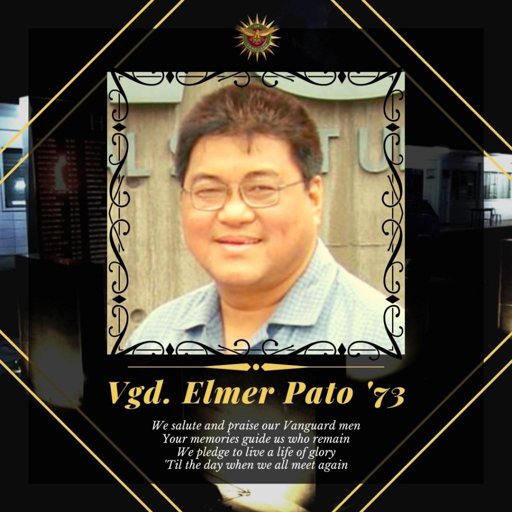 Vgd. Elmer Pato '73