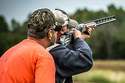 Sporting Clays & Trapshooting Lessons