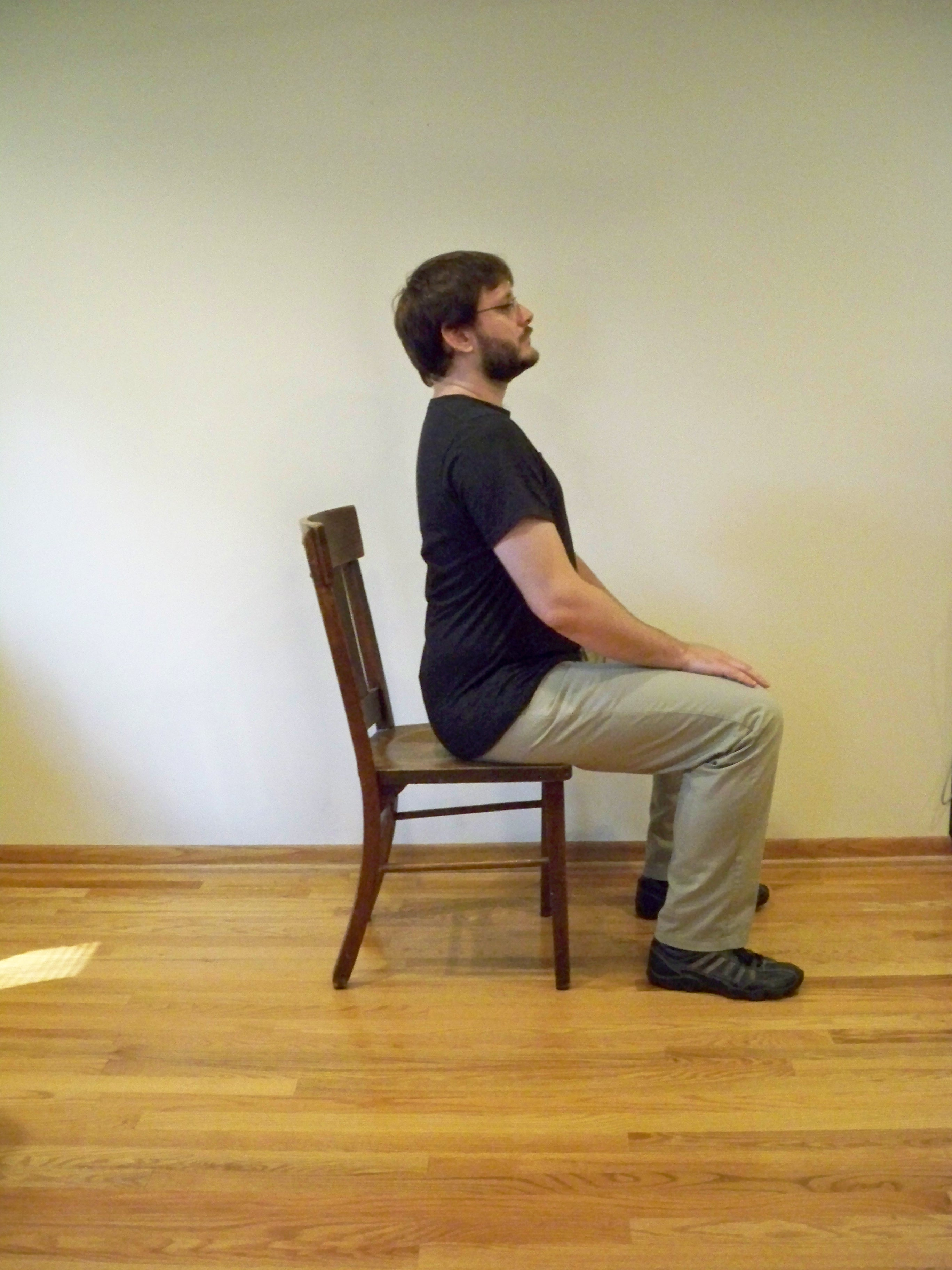 chair stand up trick how to make a wooden seat with gravitysm lesson 6 lifting your center of gravity vs sitting