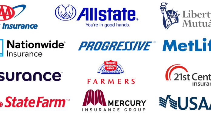 Recommended Seven Largest Auto Insurance Companies