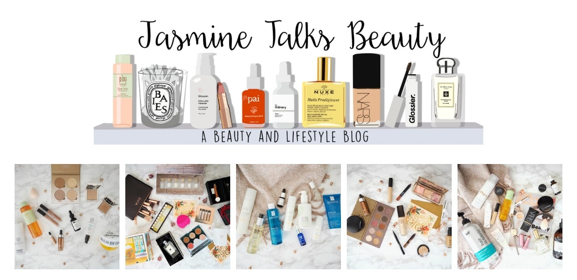 Jasmine Talks Beauty Blog