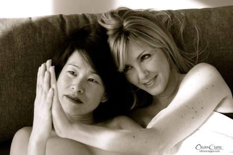Kim Thuy et Véronique Cloutier