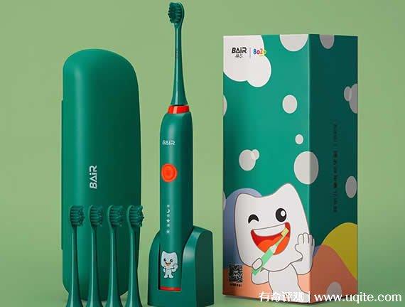拜爾兒童電動牙刷怎么樣好嗎。型號k7和k3使用1個月后效果對比 —【有奇評測】