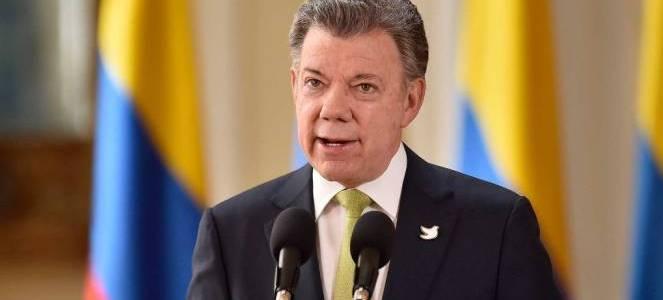 Gobierno no negociará con el ELN el sistema económico ni político del país: Santos