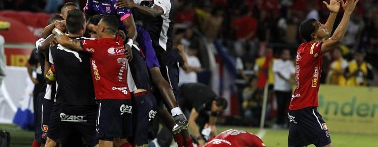 ¡Poderosos seis títulos! Medellín vence al Junior y se proclama campeón