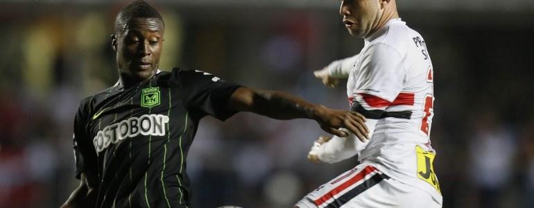 A 90 minutos de la final: Nacional recibe a Sao Paulo con la serie a su favor
