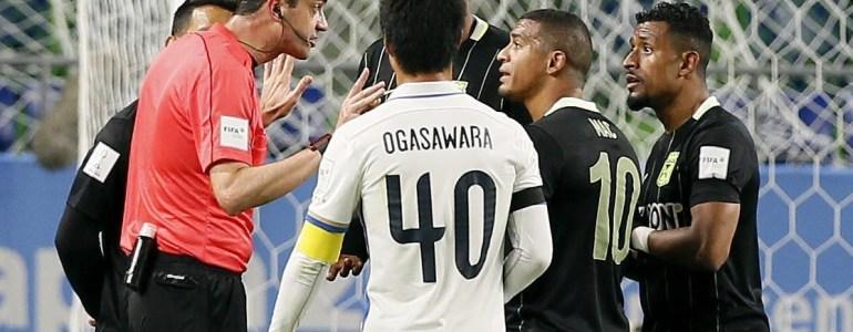 FIFA defiende el buen uso del asistente de video en el juego Nacional – Kashima
