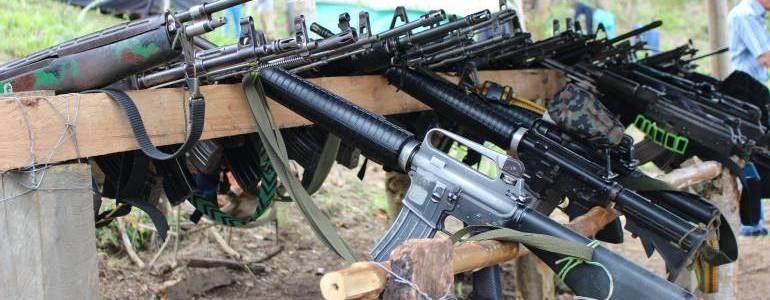 Mañana inicia proceso de dejación de armas de Farc: ONU