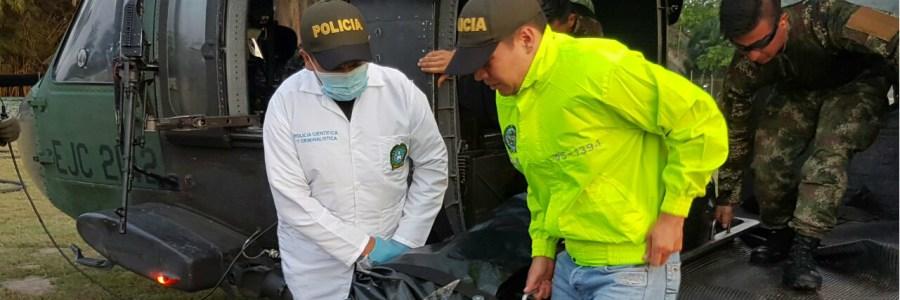 Abatido cabecilla del ELN en el sur de Bolívar