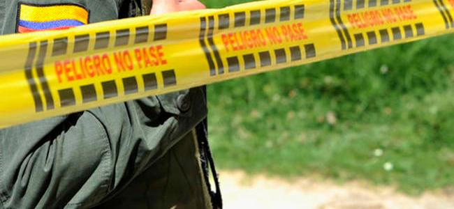 Dos uniformados heridos en combates con el Clan del Golfo en Córdoba