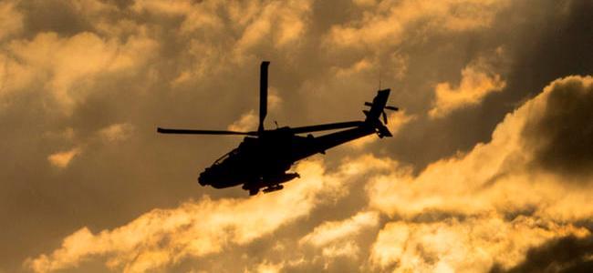 Siete muertos y tres desaparecidos por accidente de helicóptero en Antioquia