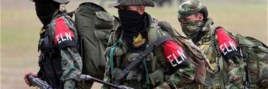 Guerrilla del Eln anunció paro armado nacional del 10 al 13 de febrero