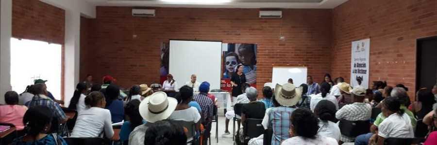 Avanza entrega de indemnizaciones en Urabá