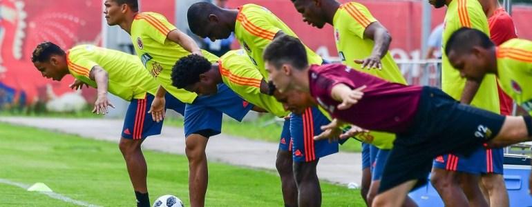 Colombia regresa a los entrenamientos con la mente puesta en Senegal