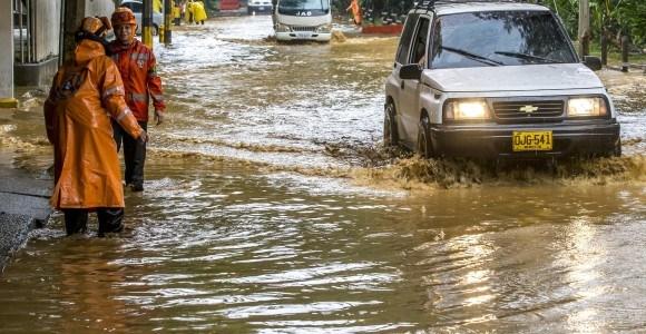 Prepárese porque las lluvias se extenderán hasta el mes de noviembre