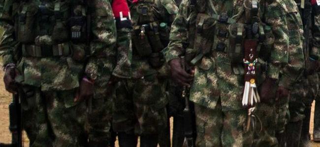 Fuerzas Militares lanzan alerta por reclutamiento de ELN en colegios y universidades