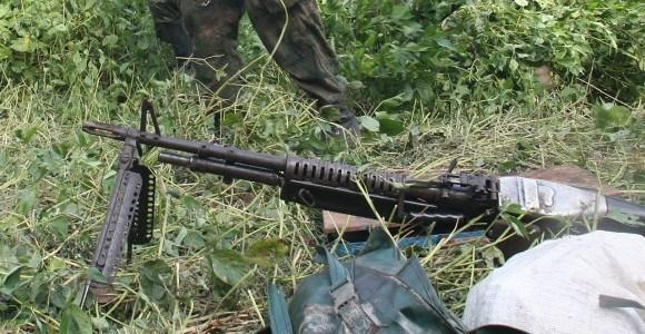 Ejército recupera armas que le fueron robadas en Urabá