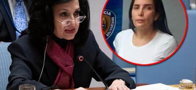 Colombia admite que es compleja la extradición de Aida Merlano al país