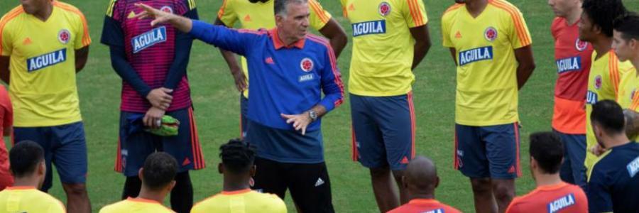 Conmebol oficializa nuevo horario del juego Chile vs Colombia por Eliminatorias