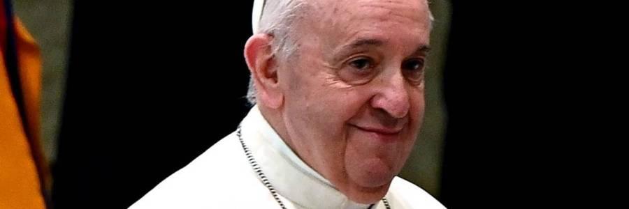Papa Francisco se muestra a favor de una ley de uniones civiles para homosexuales