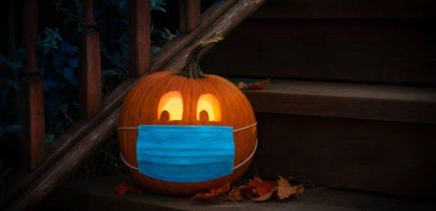 Descubra ideas para celebrar Halloween en casa con los niños sin salir a la calle