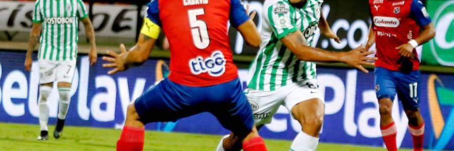 Tabla de posiciones: Atlético Nacional se mantiene líder del fútbol colombiano