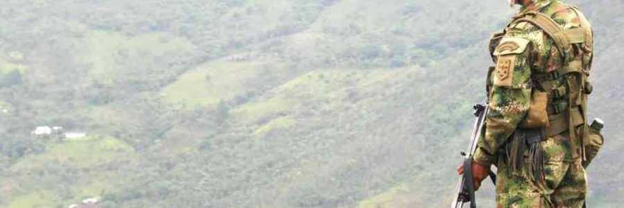 Atención: cinco infantes de marina heridos y un suboficial muerto en emboscada en Riosucio, Chocó