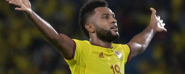 Miguel Ángel Borja no será reemplazado para partido Colombia vs Uruguay