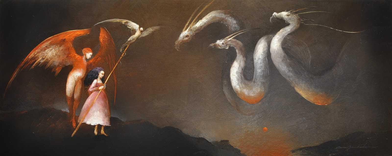 Peinture d'Anne Bachelier