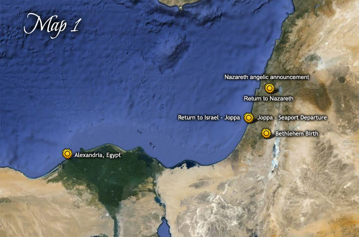 bethlehem map