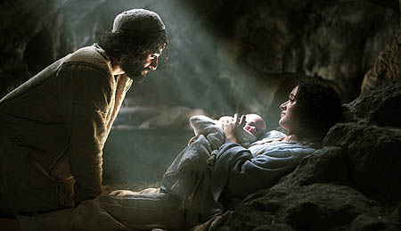 The Birth Of Jesus of Nazareth