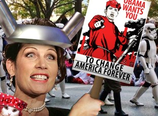 Bachmann's Wingnut Parade