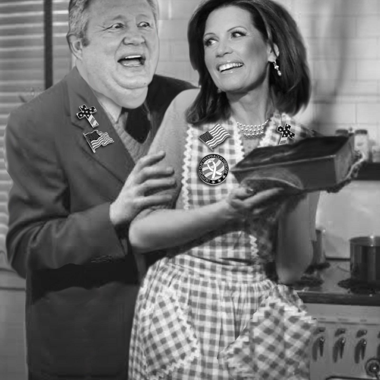 Candid Bachmann Photos Turn Up On Internets