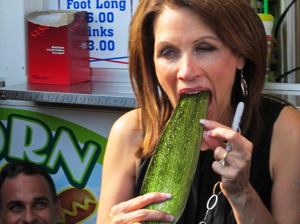 Bachmann Does ZUKE