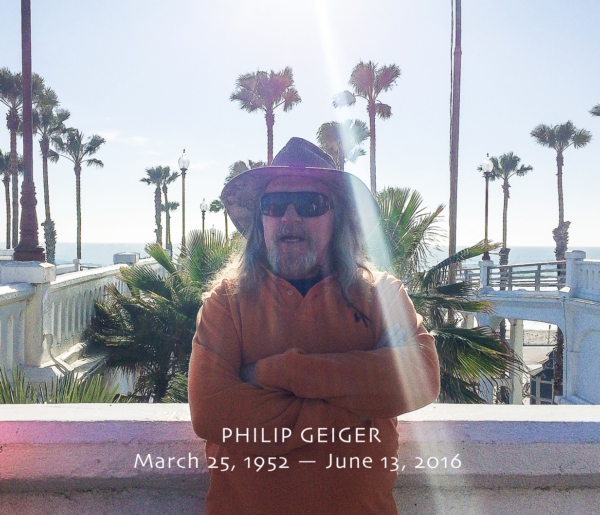 Philip Geiger Has A Date With Destiny