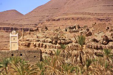 marokko hylätty kaupunki
