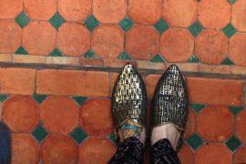 Marokko-tyylinen sisustus