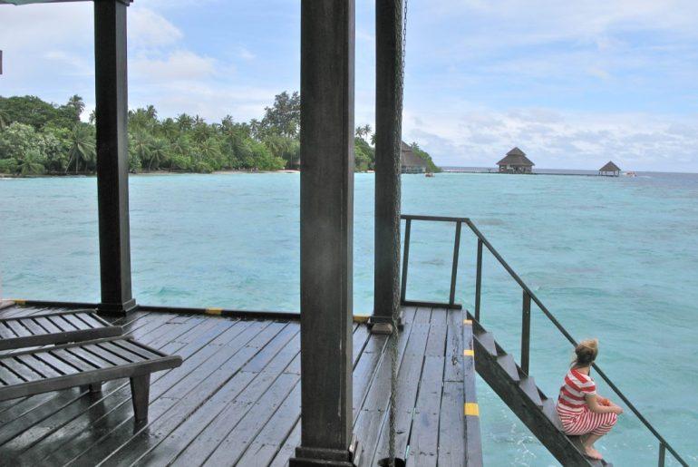 Malediivit resort budjetilla