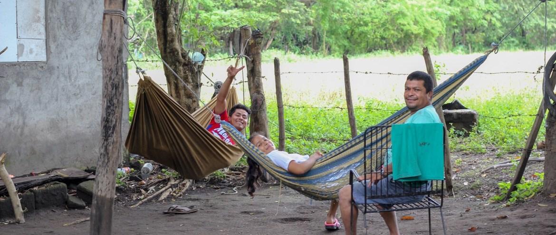Majoitu paikallisessa kodissa Nicaraguan tulivuorisaarella