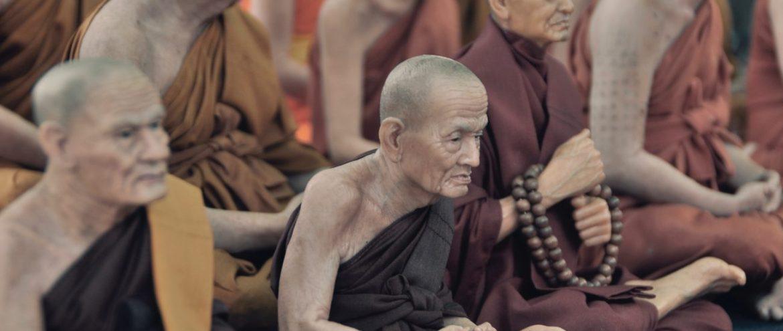 Miltä tuntuu elää hetki thaimaalaisessa luostarissa?