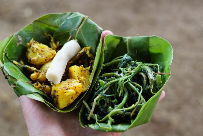 nepal ruoka