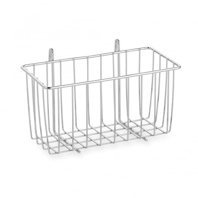 Hanging Wire Basket for Chrome Wire Shelving