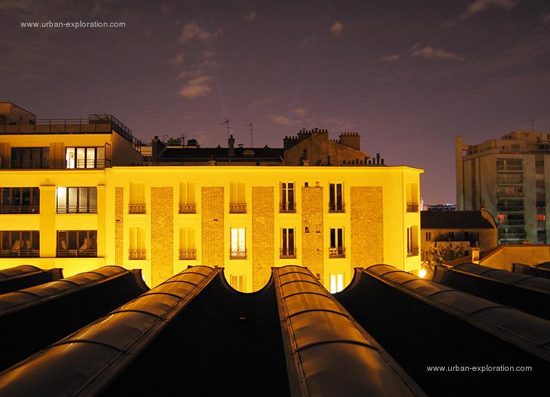 La premire ressource dexploration urbaine et toiturophile  friches toits de Paris en