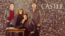 100 Episodes of Castle Wallpaper