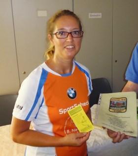 24.8.2013 - Elisabeths erste Ultrawanderumg - 50 km in Lütjensee